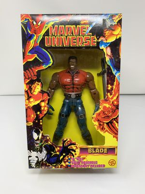 Vintage 10 inch Marvel Universe Blade Action Figure (Brand New) for Sale in Washington, DC
