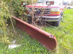 Western plow for Sale in Davenport, IA