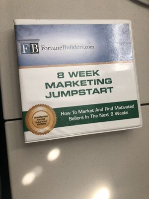 8 week Real Eatate marketing jumpstart course for Sale in Lutz, FL