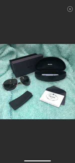 Authentic Prada sunglasses for Sale in Castro Valley, CA