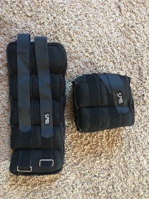Ankle weights 15lbs ea. for Sale in Brentwood, CA