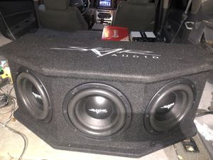 Audio car sound for Sale in Newport News, VA