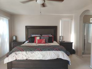 Millennium by Ashley King Bedroom Set for Sale in Queen Creek, AZ