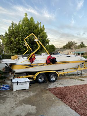 2005 Ebbtide Funcruiser SC FC Deck Boat for Sale in Vista, CA