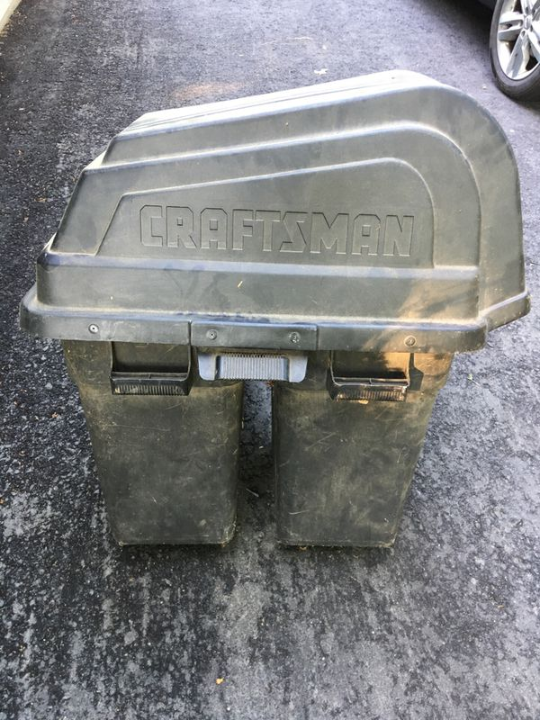 Craftsman/McCulloch Bagging Set Up