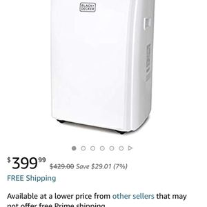 portable air conditioner and heater for Sale in North Highlands, CA