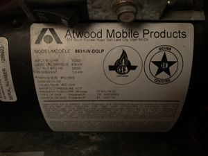 Atwood 8531-IV-DCLP 30,000 BTU Furnace for Sale in Bothell, WA