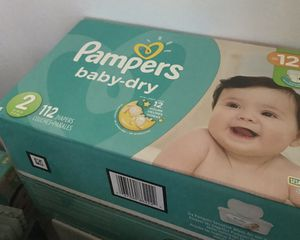 Pampers Diapers for Sale in Sunrise, FL