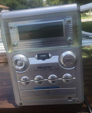 memorex radio and CD player for Sale in Orlando, FL