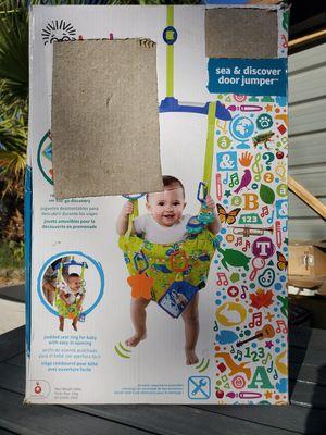 $30 BABY EINSTEIN DOOR JUMPER for Sale in Las Vegas, NV