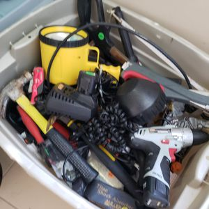 Large supply of assorted hand tools, power tools ect. for Sale in Berlin, NJ