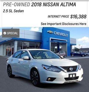 2018 Nissan Altima for Sale in Grosse Pointe, MI