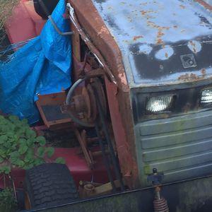 Toro C 125 Wheelhouse Tractor For Parts Or Repair for Sale in Chesapeake, VA