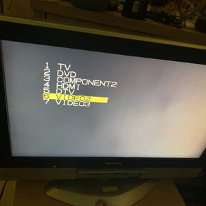 Panasonic Viera 38 Inch Lcd Tv for Sale in Tampa, FL
