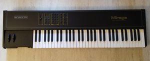 Vintage Ensoniq Mirage DSK-8 Digital Sampling Keyboard - Trade? for Sale in Woodburn, OR