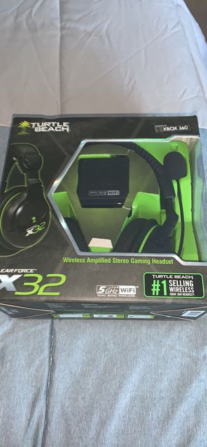 Turtle beach headset. for Sale in Manassas, VA