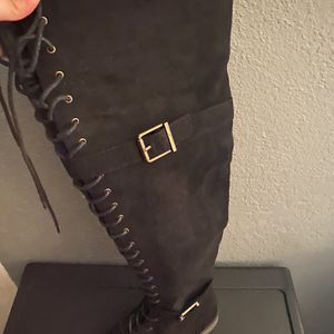 Thigh High Boots Size 9 for Sale in Fontana, CA