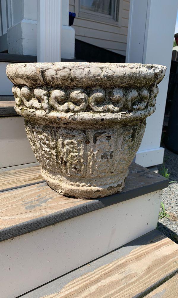 Antique Planter Pot