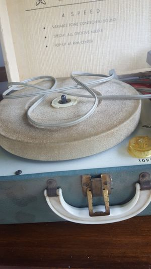 Old record player for Sale in East Petersburg, PA