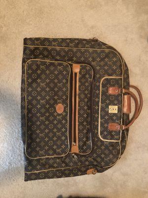 Vintage Louis Vuitton Garment Bag for Sale in Aurora, IL