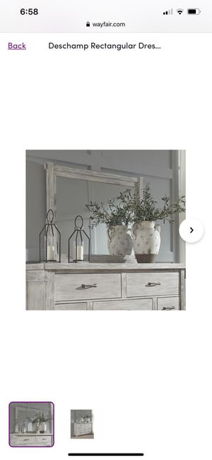 Brand New Dresser Mirror for Sale in Oak Park, GA