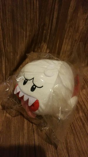 """Nintendo Ghost Boo Plush. Little Buddy Super Mario Bros 5"""" NEW 2011 for Sale in Weirton, WV"""