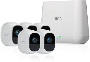 Arlo pro 2 wireless home security system (3 camera kit) for Sale in Concord, CA
