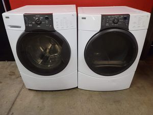 Kenmore washer and electric dryer set good working condition set for $379 for Sale in Arvada, CO
