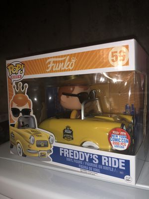 Funko Pop! NYCC Freddy's Ride for Sale in Brightwaters, NY