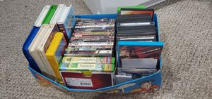 Assorted DVD'S AND VCR Tapes for Sale in Woodbridge Township, NJ