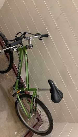 Baleigh bike one flat Front tire for Sale in Boston, MA