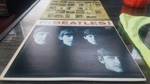 The Beatles - MEET THE BEATLES - Original Mono 1964 Capitol T 2047 vinyl LP Record for Sale in Tacoma, WA