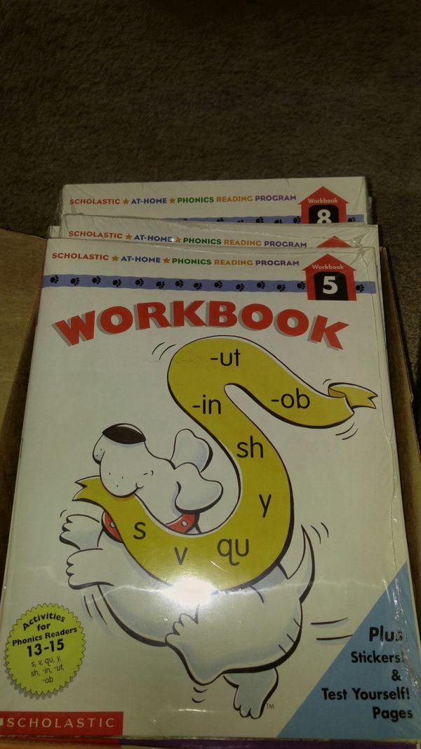 Scholastic Phonics Reading Program