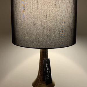 Beautiful Gray Tahari Lamps I Have A Pair, Selling at a Steal for $45 Each . for Sale in Chicago, IL