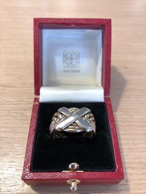 Jose Grant 8 Band Puzzle Ring - 14k gold for Sale in Marietta, GA