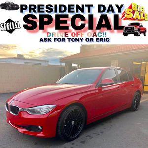2012 BMW 3 SERIES - EASY FINANCING ✍🏻 for Sale in Phoenix, AZ