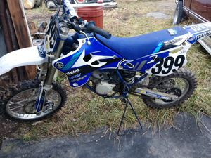 1997 80 Yamaha yz dirt bike for Sale in North Lewisburg, OH
