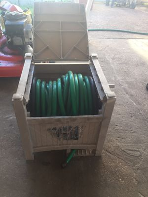 Hose and box for it for Sale in St. Louis, MO