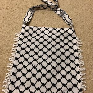 👉Handmade Shoulder 👀Bag Black &White) New for Sale in Lynnwood, WA