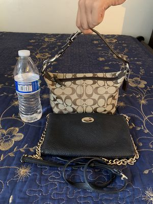 Coach $40 both for Sale in Riverside, CA