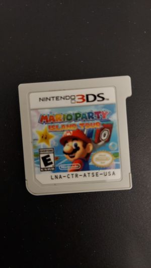 Mario party island tour for Sale in Pflugerville, TX