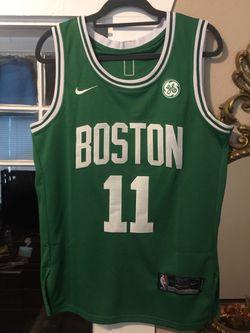 Boston Celtics Kyrie Irving Jersey for Sale in Riverside,  CA