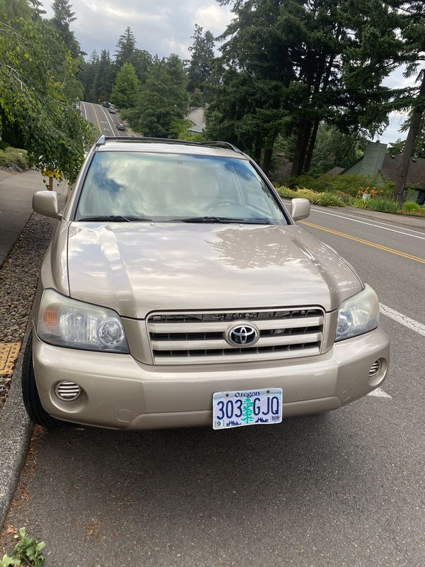 Toyota Highlander 2004 Limited