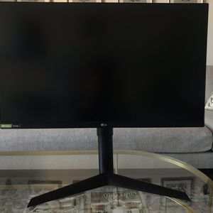 """LG 27"""" gaming 144hz G-sync Monitor for Sale in West Columbia, SC"""