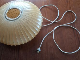 Rare Nelson/Herman Miller Original 1958 Bubble Saucer Lamp With Box Mid-century Modern. Offers Accepted for Sale in Alexandria,  VA