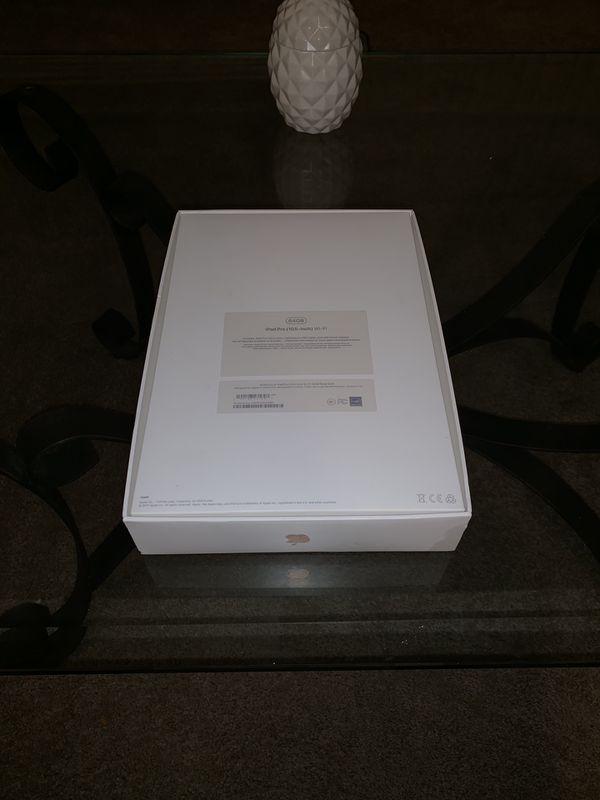 Rose Gold iPad Pro 10.5-inch