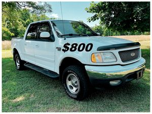 $8OO owner 2OO2 Ford F-150 Very Clean Title excellent condition for Sale in Birmingham, AL