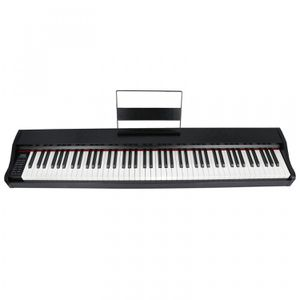 Portable Electronic 88 Keys Keyboard Piano with Foot Pedal Music Stand Training for Sale in Lake Elsinore, CA