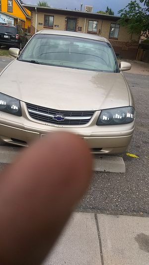 2004 Chevy impala for Sale in Aurora, CO