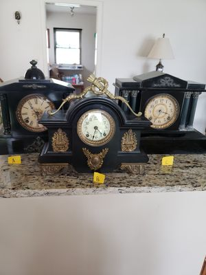 Antique Clock Jackpot - Ansonia Mechanisms for Sale in Chicago, IL